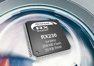 32-bit MCUs combine high performance with DSP & FPU