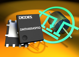 40V automotive MOSFETs are suited for motor control