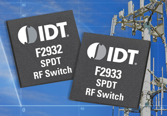 50Ω SPDT switches operate from 50 to 8000MHz