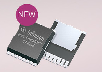 650V MOSFET delivers high performance with a small footprint