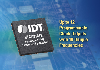 Synthesiser delivers unparallelled frequency flexibility