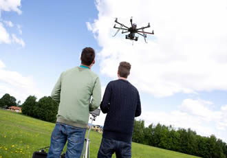 Drone training dates in Northern Ireland