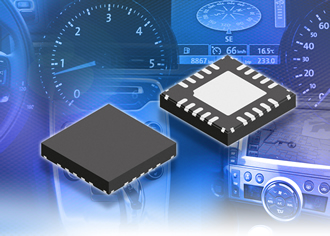 Automotive buck/boost controller integrates buck MOSFET