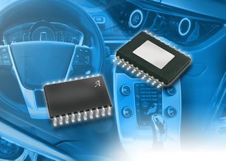 Linear current regulators drive automotive LED arrays