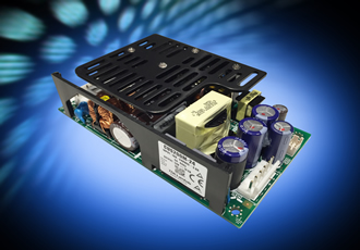 AC/DC power supplies offer efficiencies of up to 94%