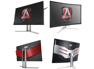 AOC launches premium gaming monitor line-up