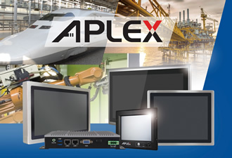 APLEX showcases a full range of industrial products at Computex2016