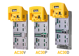 AC30 series offers greater communication capabilities