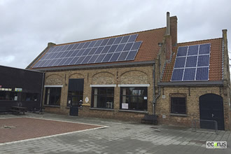 Belgium invests in rooftop solar PV systems
