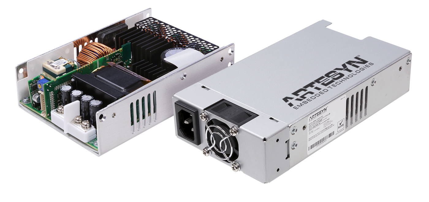 Medical AC/DC power supplies can be paralleled
