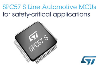 Automotive MCUs enhance safety of smarter vehicles