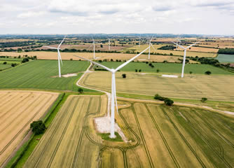 New wind farm now fully operational