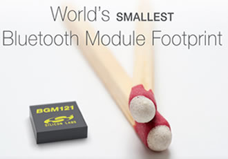 Bluetooth SiP module offers smallest footprint for IoT end nodes