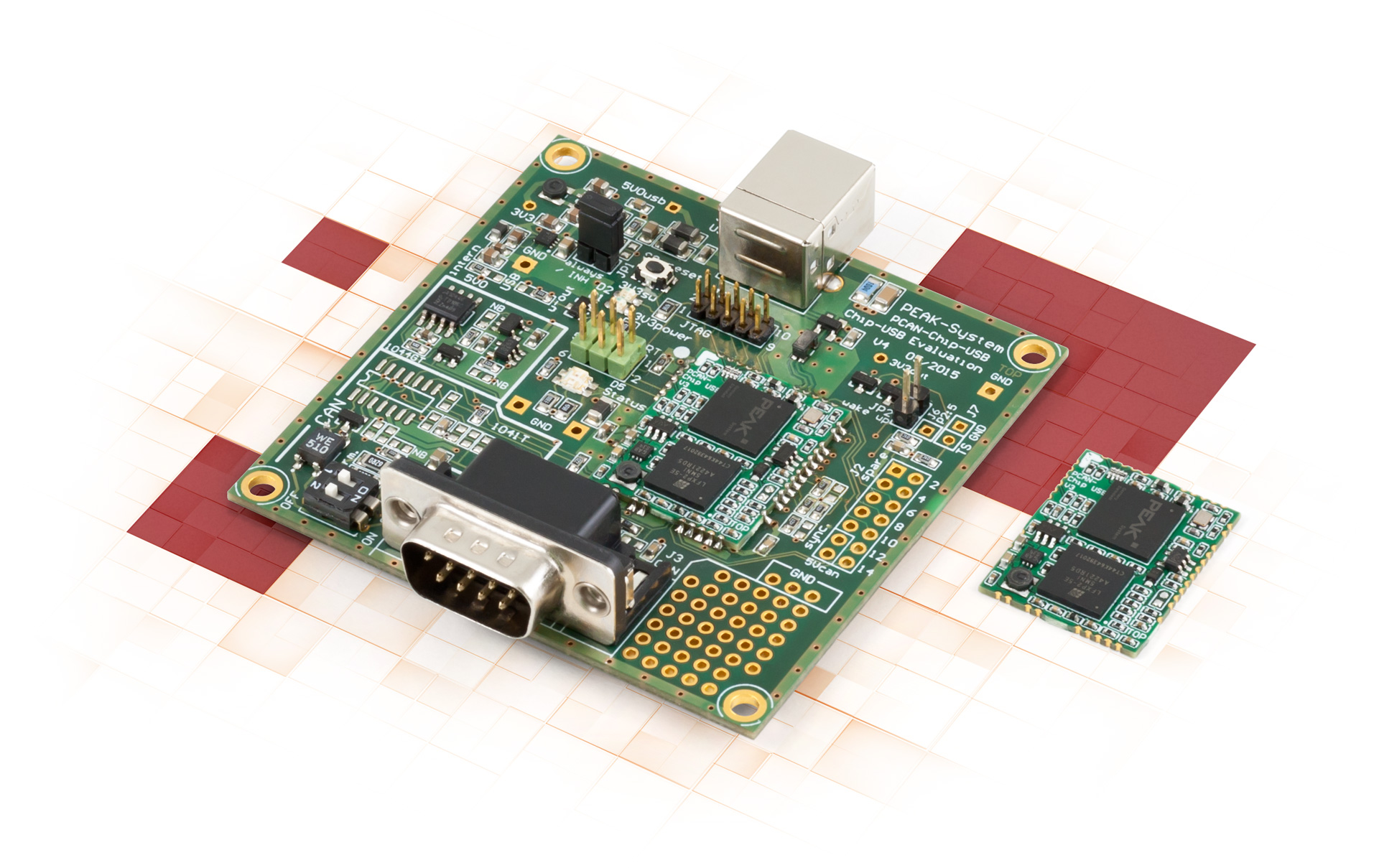 Can Fd Integration On Pcbs