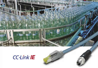 Cables and connectors for future-proof machines and processes