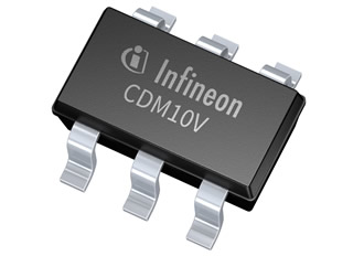 IC saves space & reduces parts count for LED dimming