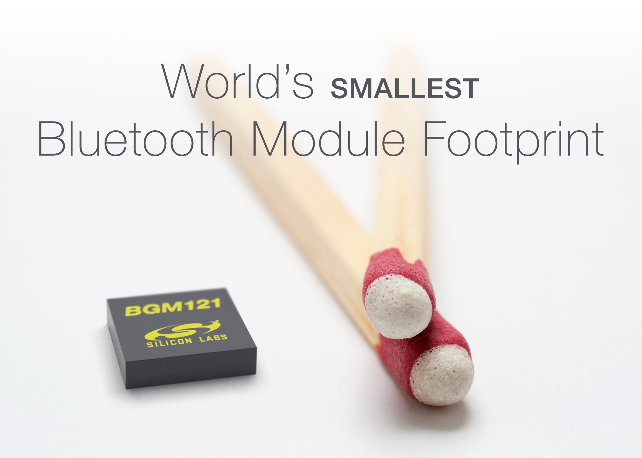 Bluetooth SiP claims industry's smallest form factor with antenna