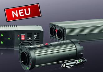 Input voltage inverters configured for pan-European use