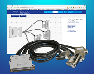 Web-based tool introduced to create customised cable assemblies