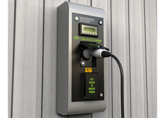 Charging units designed for any EV in any application