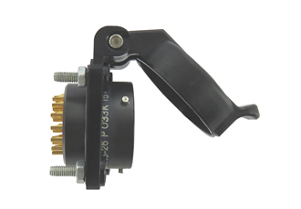 Cap ranges provide extra protection for connectors