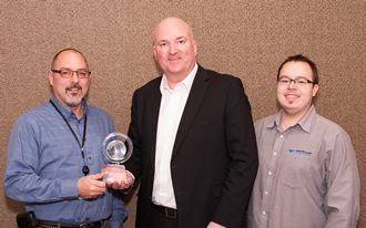 Digi-Key Wins Teledyne LeCroy accolade