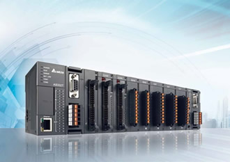 PLC series designed for different automated equipment