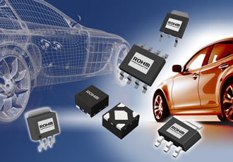 The world's smallest automotive LDO regulators