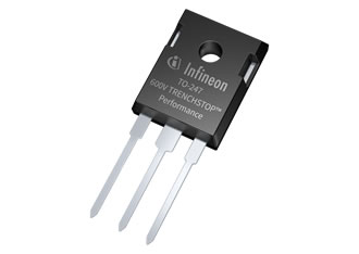 Discrete IGBT provides high energy efficiency & reliability