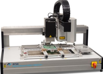 Selective solder, reflow and rework equipment