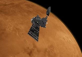 Experts discuss unsolved mysteries of Red Planet