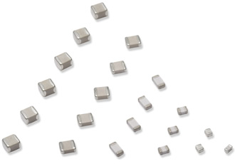 High-end RF capacitors showcased at electronica