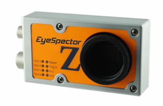 EyeVision now supports the EyeSpector Z smart camera