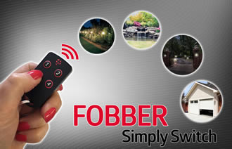 AM/FM key fob is compatible with all products in its 433-868MHz range