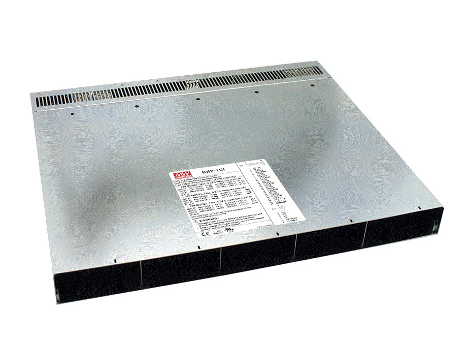 Trends in rackmounting power supplies