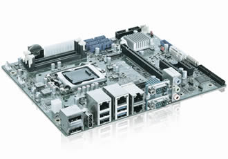 Single board computer pITX-iMX8M for superior graphics performance