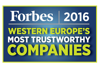 Forbes: Melexis among most trustworthy companies in Western Europe