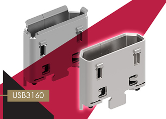 Performance meets reliability with vertical Micro USB