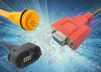 Robust cable assemblies for heavy-duty applications