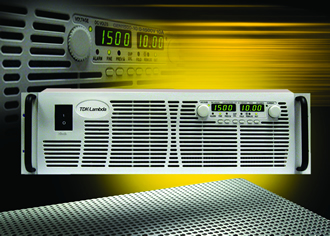 Programmable DC power supplies offer 10 & 15kW outputs