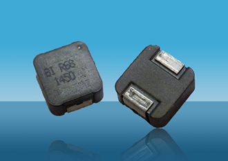 Automotive SMT power inductors operate up to +180°C