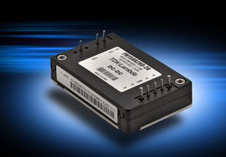 High voltage options expand DC/DC converter range