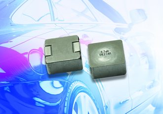 Automotive grade inductor operates up to +180°C