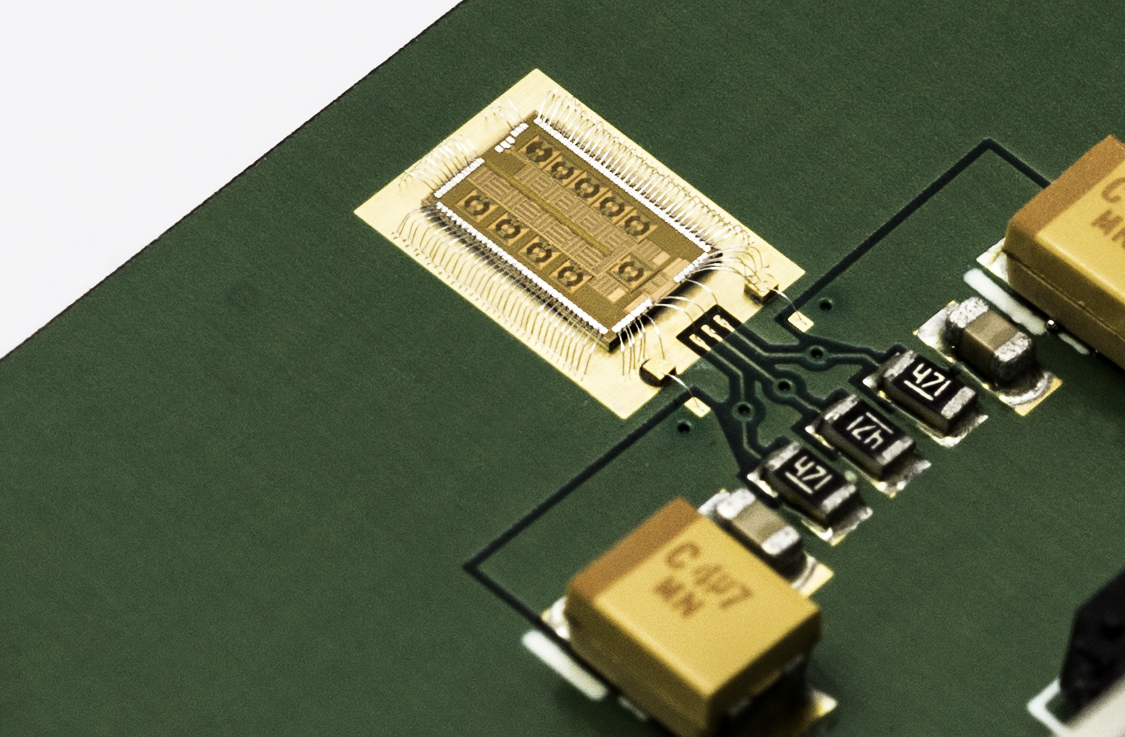 Peregrine Semiconductor - Digitally Tunable Capacitors enable