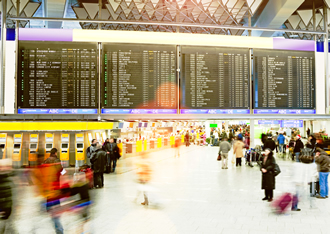 Infineon chips strengthen security at Korean airports