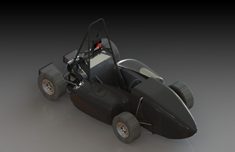 Student Silverstone race car design to be unveiled
