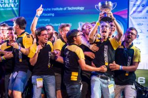 Formula Student Germany gets a home win