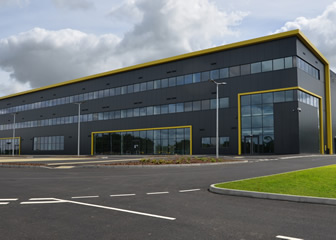 CP Electronics build new headquarters for Kärcher UK