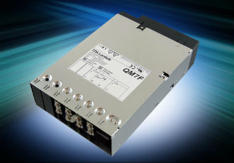 Modular power supply series features lowest acoustic noise