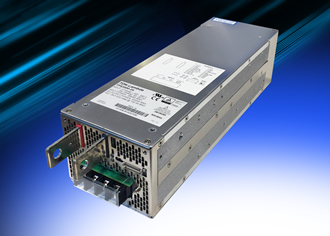 Power supply offers wide range Delta or Wye 3-phase input